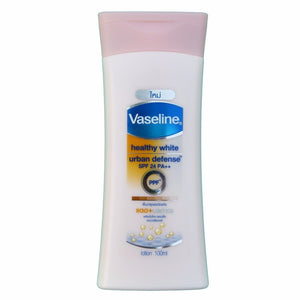 Vaseline Healthy White Urban Defense SPF 24 Skin Whitening Body Lotion 100ml