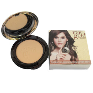 Mistine Number 1 Pur Gold Super Powder Shade S2 Medium