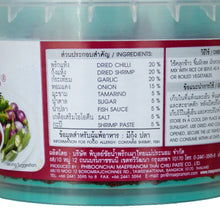 Load image into Gallery viewer, Mae Pranom Thai Red Chili Paste with Dried Shrimp 90 grams