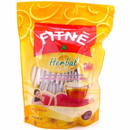 Fitne Tea Herbal Chrysanthemum and Senna Slimming Diet Weight Loss 30 Teabags