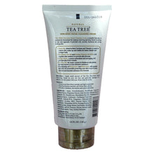 Load image into Gallery viewer, Tea Tree Natural Non Ionic Facial Cleansing Cream Makeup Remover 140ml