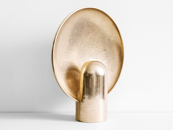 Surface Sconce - Bronze Table Lamp by Studio Henry Wilson