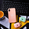 Coques AirPods RhinoShield Vitality Rose