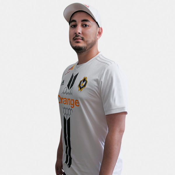 Maillot Officiel VITALITY WHITE EDITION Floqué
