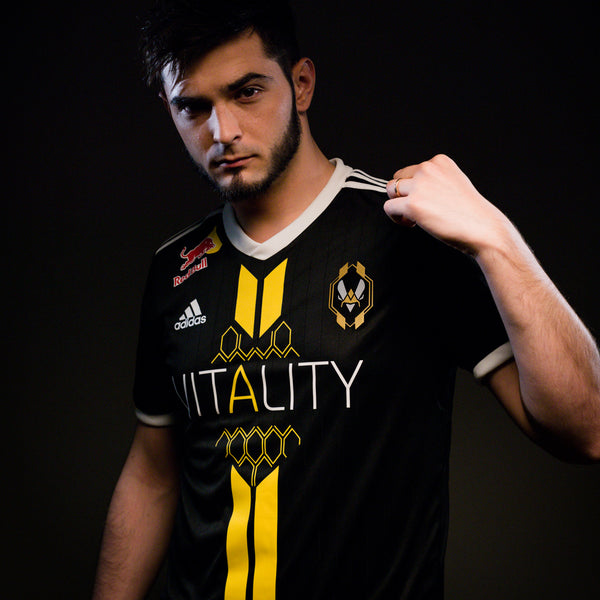 Maillot Officiel Team Vitality FPS - Floqué