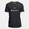 Maillot Officiel Team Vitality FPS noir dos