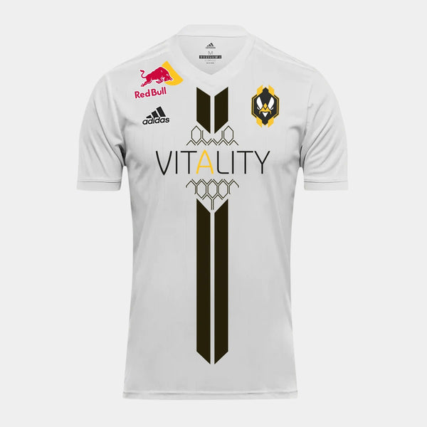 Maillot Officiel Team Vitality FPS Blanc - Floqué
