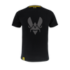 T-shirt Ghost Noir