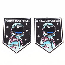 Astronaut Clothing Patches