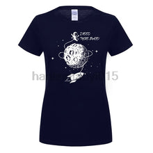I Need More Space T Shirt 100% cotton O-neck for woman