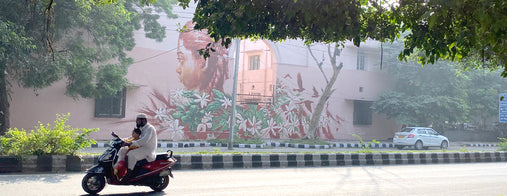 Exploring Lodhi Art District