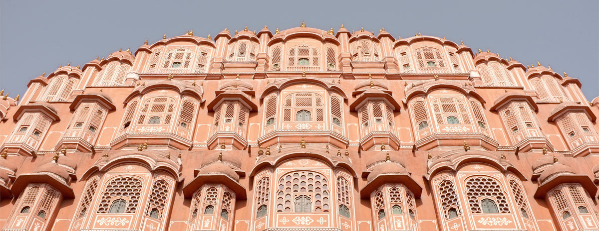 The Pink Trail of Jaipur