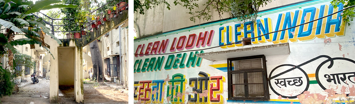Lodhi Art District Area