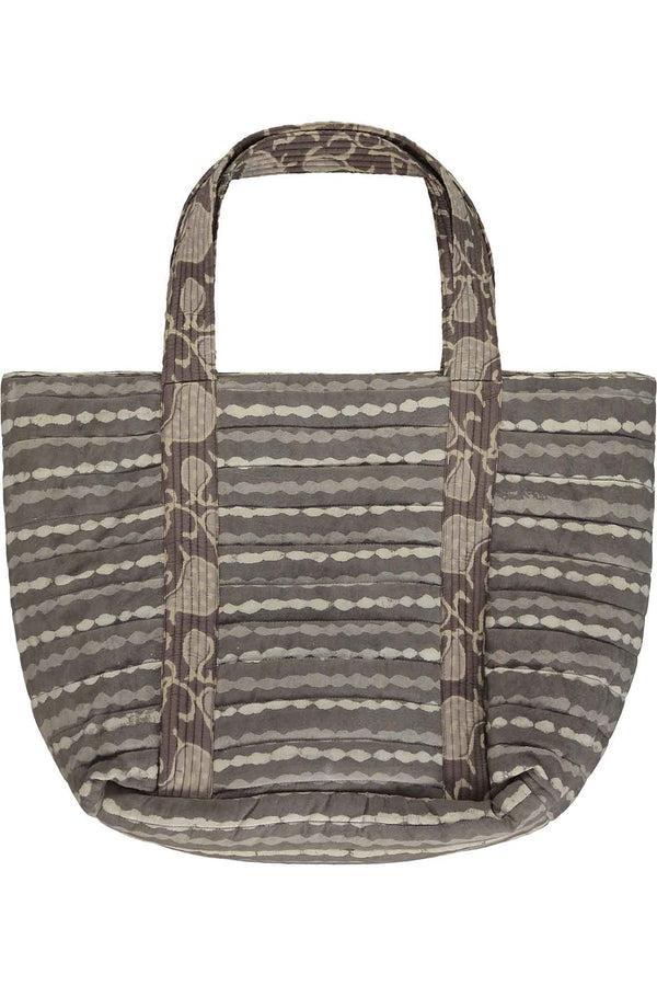 Alisa Quilted Tote Bag