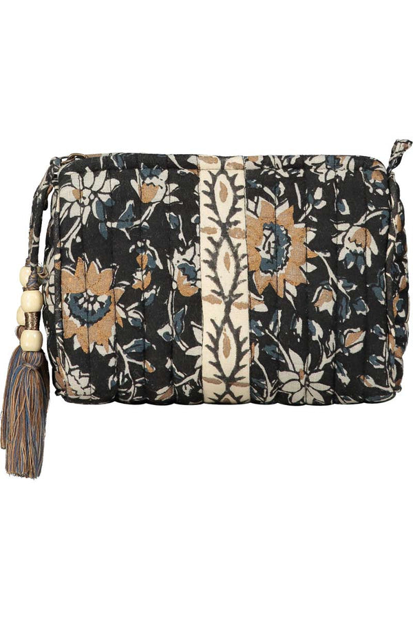 Avalon Woodblock Make Up Bag