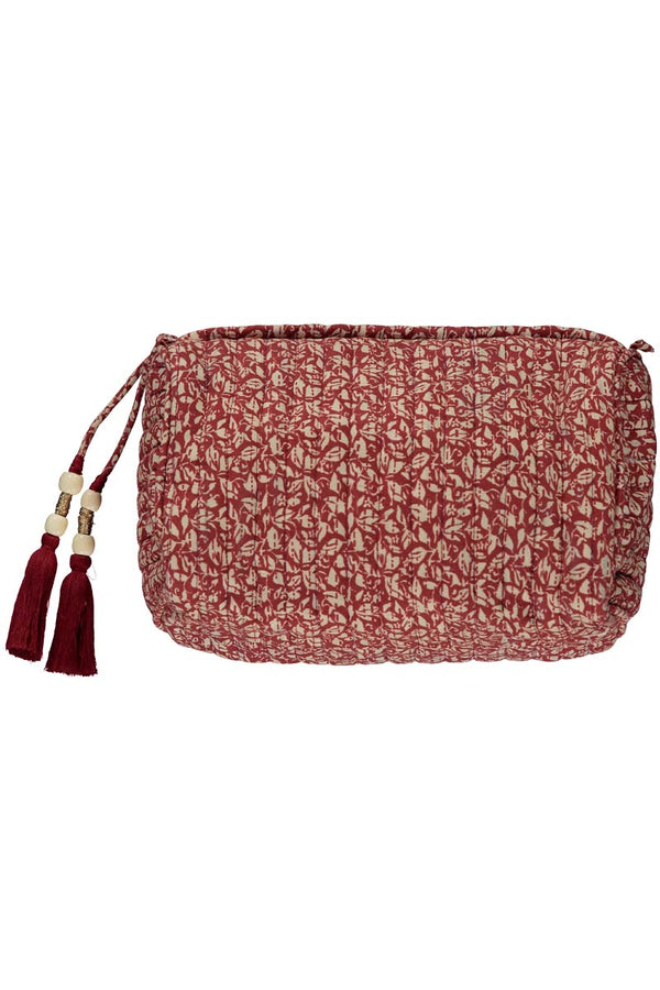 Laurie Quilted Wash Bag