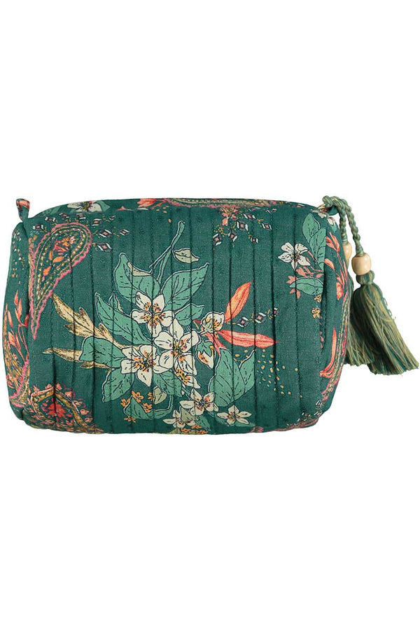 Cherry Print Wash Bag