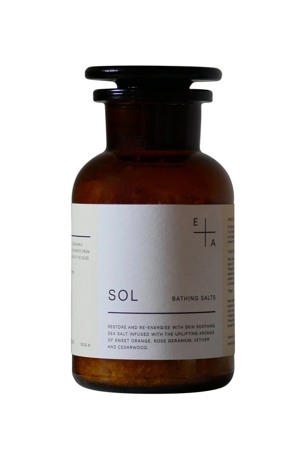 Sol Bathing Salts