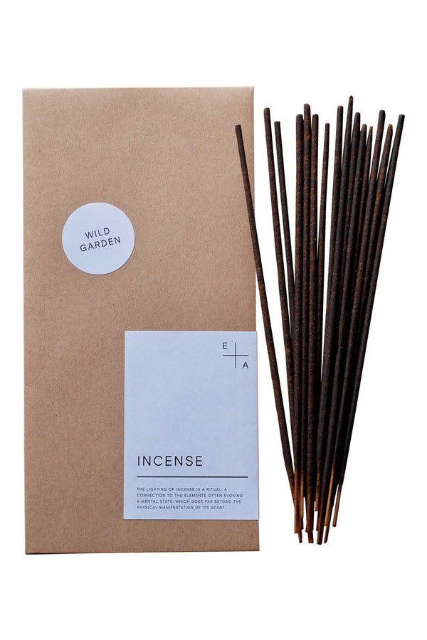 Wild Garden Incense Sticks