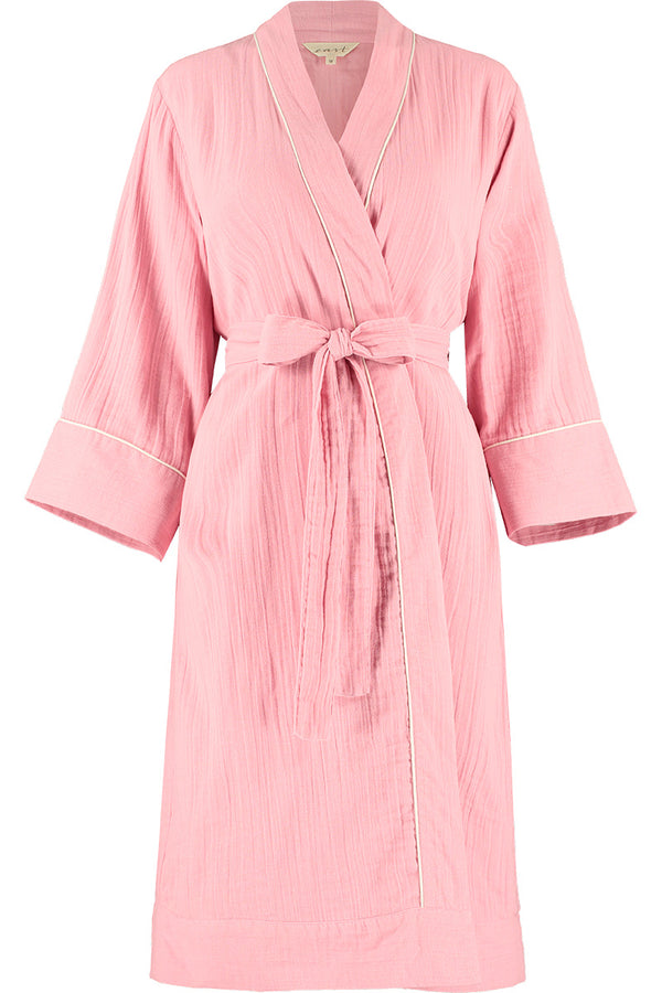 Iris Organic Cotton Robe