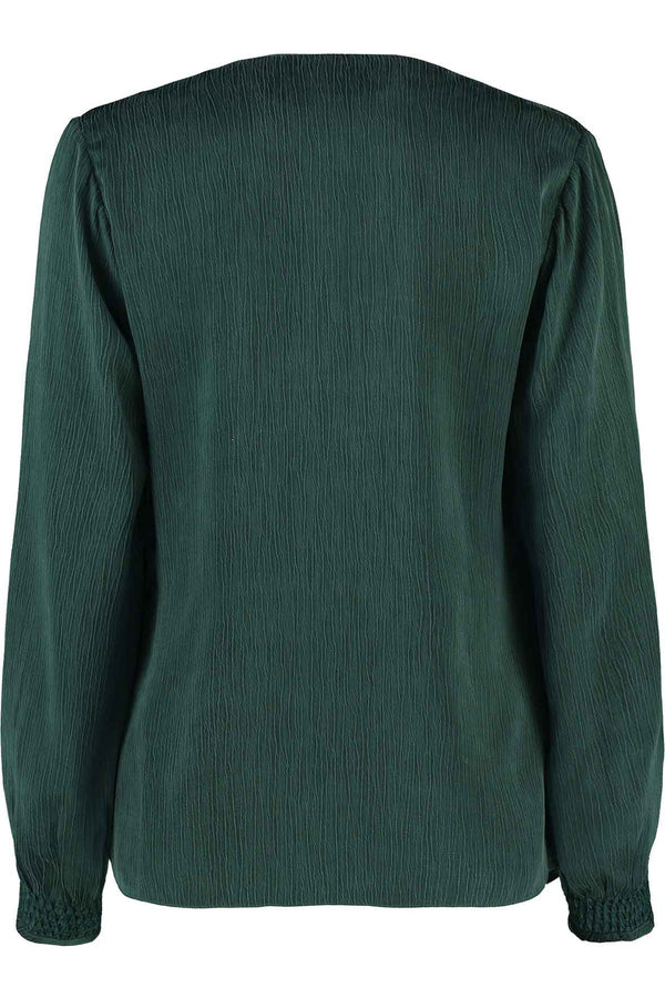Kendall Green Cupro Blouse