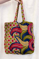 Limited Edition Upcycled Tote Bag