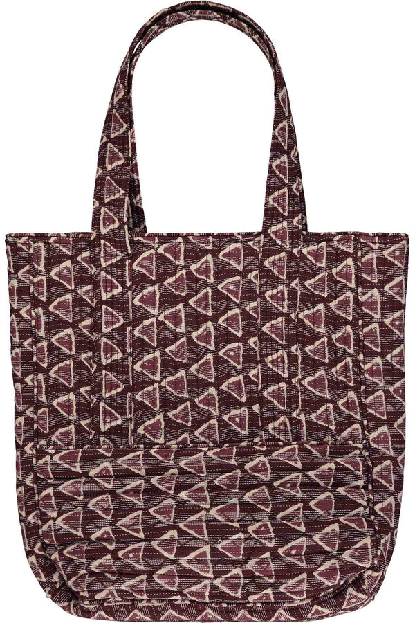 Riya Quilted Tote Bag