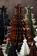 Large Standing Paper Pulp Xmas Tree