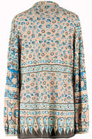 Thea Print Jersey Top