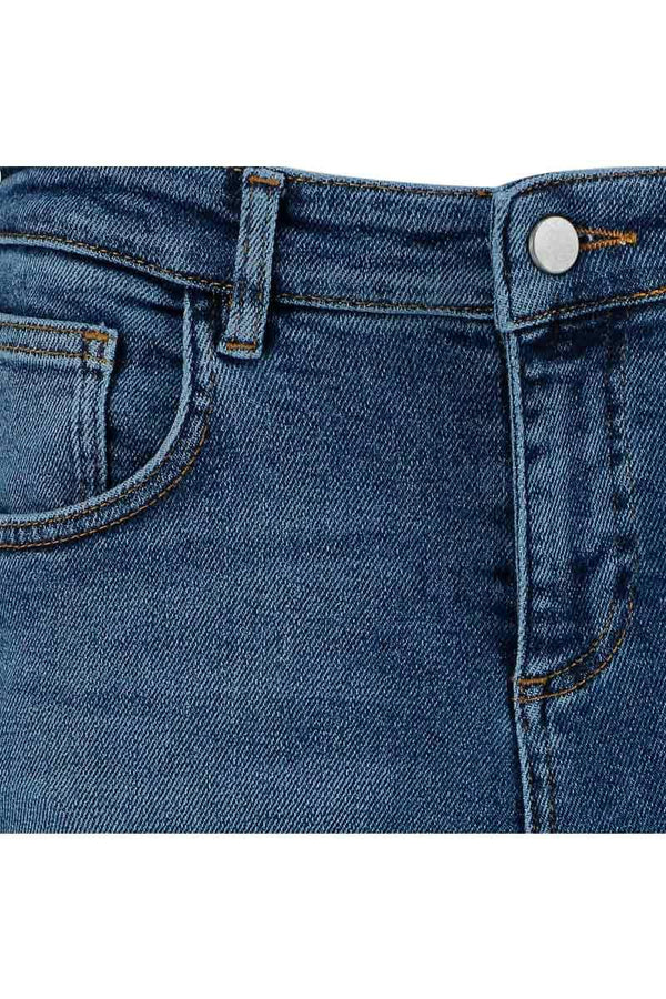 Suki Mid Authentic Blue Skinny Jean