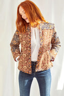 Helene Patch Organic Cotton Jacket