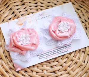 Blush Piggies Rose Set