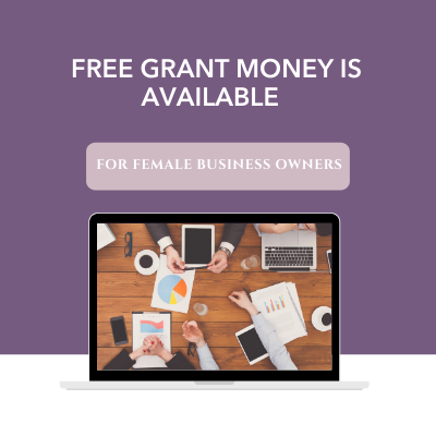 How to get access to Free Money for, Women Business Owners who need to know you are Eligible for Dozens of Grant Programs.