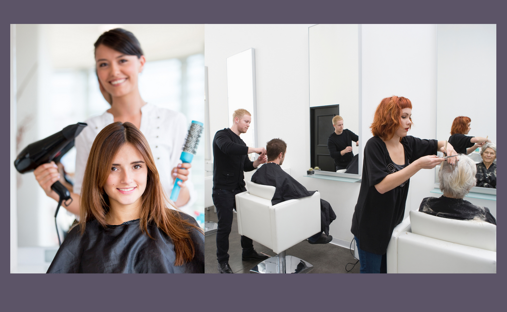 Hairstylists and Salon Owner Success