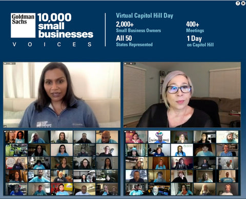 Mindy Kaling 10,000 Small Business Voices