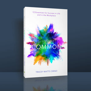 Beyond Common Hard Cover PRE-ORDER