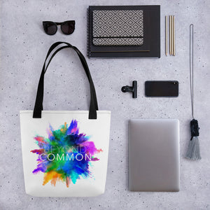 Beyond Common Tote bag