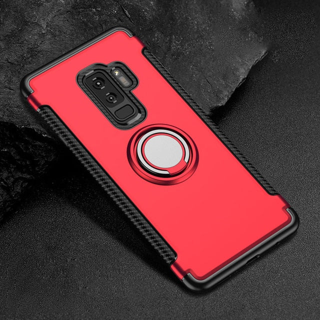 Galaxy S9 Plus Case | Mächt Carbon | Multi-Color | DONT BUY!!!! WILL RIP IN HALF