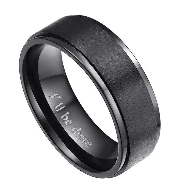 Gifted Luvv Engraved Promise Ring - Gifted Luvv