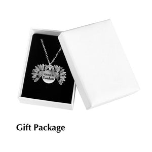 Sunflower Luvv Necklace - Gifted Luvv
