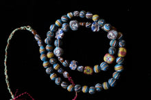 Load image into Gallery viewer, 53 Ancient face bead necklace