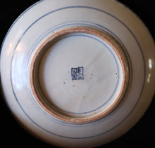 Load image into Gallery viewer, C 05 22 Blue and white plate