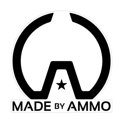MadeByAmmo Logo Decal