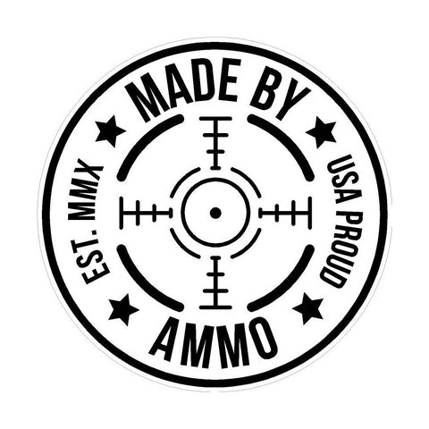 MadeByAmmo MMX Decal