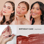Velvetint in Birthday Cake