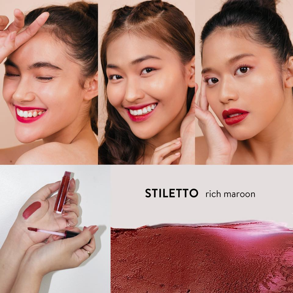 Velvetint in Stiletto