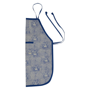 Apron Traditional Tiger Block Print
