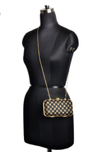 Load image into Gallery viewer, The Rani Clutch Bag - Black