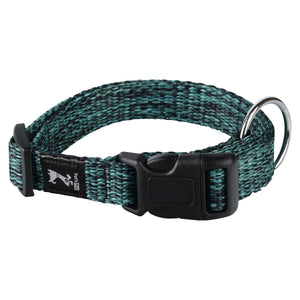 The Alpha | Durable & Stylish Adjustable Dog Collar | 2 Colors & 3 Sizes