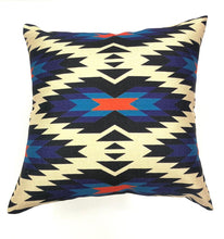 Load image into Gallery viewer, Aztec Geometric Print Throw Pillow Cover